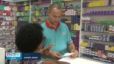 Diminuição de farmácias populares na Salvador causa preocupação entre pacientes - Em três anos, houve uma redução de mais de 17% do número de estabelecimentos deste tipo.