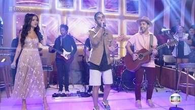 Melim canta 'Dois Corações' - Confira a nova música de trabalho do trio