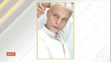Polícia investiga motivo da morte do modelo durante desfile no SPFW - Vai ser enterrado nesta segunda (29) em Manhuaçu, Minas Gerais, o corpo do modelo que passou mal durante um desfile da São Paulo Fashion Week. A Polícia investiga o que pode ter causado a morte do jovem de 25 anos.