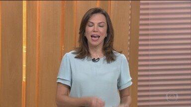 Bom Dia Brasil - Edição de terça-feira, 30/04/2019 - O telejornal, com apresentação de Chico Pinheiro e Ana Paula Araújo, exibe as primeiras notícias do dia no Brasil e no mundo e repercute os fatos mais relevantes.