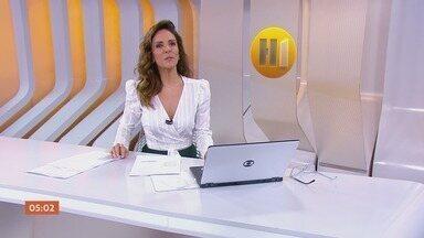 Hora 1 - Edição de quarta-feira, 01/05/2019 - Os assuntos mais importantes do Brasil e do mundo, com apresentação de Monalisa Perrone