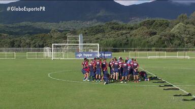 Paraná Clube continua se reforçando para a próxima rodada - Tricolor se prepara para estreia em casa