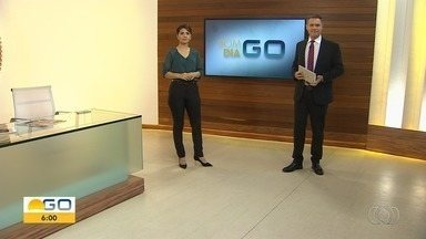 Confira os destaques do Bom Dia Goiás desta sexta-feira (3) - Ministro da Educação visita escola onde coordenador foi morto por aluno.