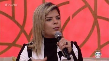 Paula Mattos conta que já sofreu síndrome do pânico - Mariana Santos diz que seu maior problema são os deslocamentos e, por anos, teve que desviar trajetos para não passar por túneis ou viadutos