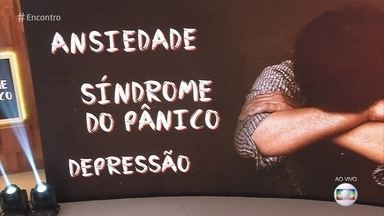 Entenda a diferença entre ansiedade, síndrome do pânico e depressão - Rossandro Klinjey explica os sinais e as diferenças destes transtornos mentais