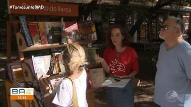 Festa Literária Internacional movimenta a Praia do Forte, no litoral norte baiano - Primeira edição do evento acontece até domingo.