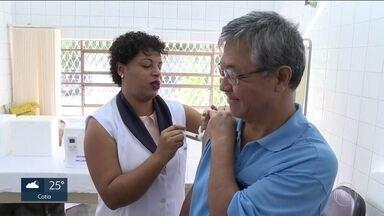 Dia D de Vacinação contra a gripe é marcado pela baixa procura - Neste sábado (4), 1,3 milhão de pessoas foram vacinadas. O total desde o início da campanha no dia 22 de abril é 4,8 milhões de pessoas.