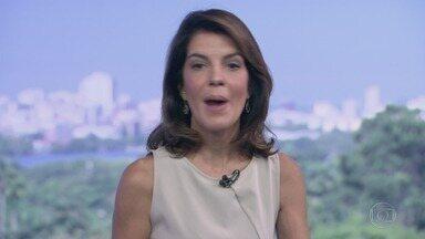 RJ1 - Edição de segunda-feira, 06/05/2019 - O telejornal, apresentado por Mariana Gross, exibe as principais notícias do Rio, com prestação de serviço e previsão do tempo.