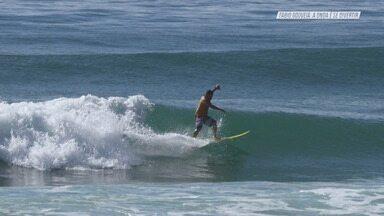 Fia Shaper E Surfe Em Família
