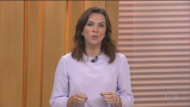 Bom Dia Brasil - Edição de quarta-feira, 08/05/2019 - O telejornal, com apresentação de Chico Pinheiro e Ana Paula Araújo, exibe as primeiras notícias do dia no Brasil e no mundo e repercute os fatos mais relevantes.