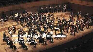 Mundo Mineiro apresenta: homenagem às mães de Brumadinho - Orquestra Filarmônica faz concerto especial em Inhotim no próximo domingo