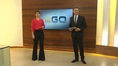 Veja os principais assuntos do Bom Dia Goiás desta quinta-feira (9) - Entre os destaques do programa está caso de PM que ficou ferida ao ser vítima de tentativa de assalto em Goiânia.