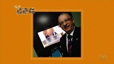 Confira quem sempre começa o dia bem informado com a gente em Goiás - Telespectadores mandam suas participações. Envie você também sua foto ou vídeo!