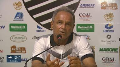 Botafogo-SP espera jogo equilibrado contra o São Bento - Duelo pela Série B do Campeonato Brasileiro acontece nesta quinta-feira, às 19h15, em Sorocaba (SP).