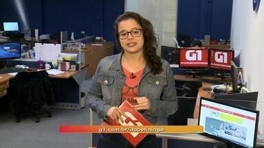 Confira os destaques do G1 com Heloísa Casonato - Confira os destaques do G1 com Heloísa Casonato nesta quinta-feira (9).