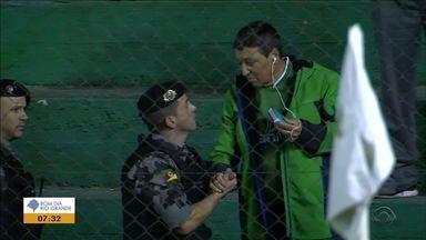 Juventude é denunciado por caso de racismo - Volante do Botafogo, Gustavo Bochecha foi vítima de insulto por parte de um torcedor.