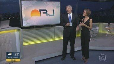 Bom Dia RJ - Edição de quinta-feira, 09/05/2019 - As primeiras notícias do Rio de Janeiro, apresentadas por Flávio Fachel, com prestação de serviço, boletins de trânsito e previsão do tempo.