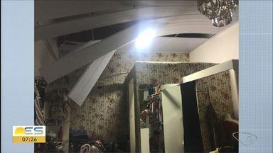 Lojas são arrombadas durante madrugada na Serra, ES - Pelo menos três lojas foram arrombadas. Não há informações de detidos.