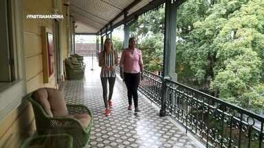 Parte 1: Júlia visita o Palácio Rio Negro - Parte 1: Júlia visita o Palácio Rio Negro