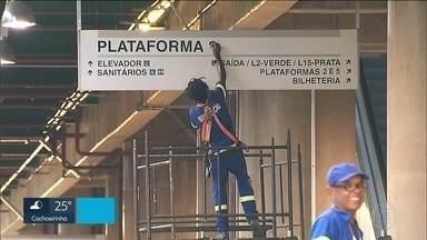 Terminal Vila Prudente vai abriri neste sábado (11) - SPTrans calcula que 60 mil passageiros serão atendidos por dia.