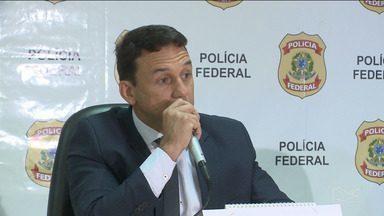 PF deflagra operação contra quadrilha especializada em assaltos aos Correios no MA - Foram cumpridos 14 mandados de prisão preventiva e outros quatro mandados de busca e apreensão em São Luís e no município de Cajari.