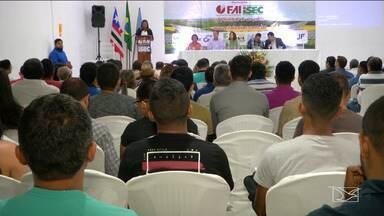 Fórum maranhense de energia solar é realizado em Caxias - É a primeira edição do fórum, que acontece até este sábado (11).