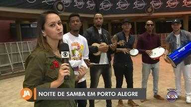 Porto Alegre recebe Noite de Samba na Casa do Gaúcho - Shows acontecem neste sábado (11), às 21h00.