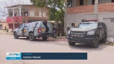 Foragido da Justiça suspeito de assaltos morre em troca de tiros com o Bope em Macapá - Confronto aconteceu na tarde desta segunda-feira (13), no bairro Muca, na Zona Sul.