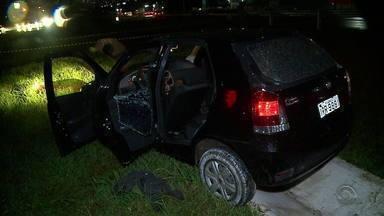 Menor de idade morre em perseguição policial em Santa Maria - Suspeitos trocaram tiros com os agentes.