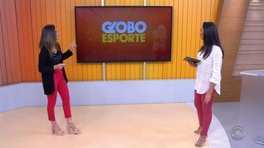 Confira destaques do Globo Esporte RS desta terça-feira (14) - Assista ao vídeo.