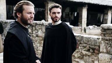 Pecado Original - A família Medici sofre com a morte do patriarca Giovanni. Quando o herdeiro designado Cosimo descobre que seu pai foi envenenado, ele coloca Marco Bello na trilha do assassino.