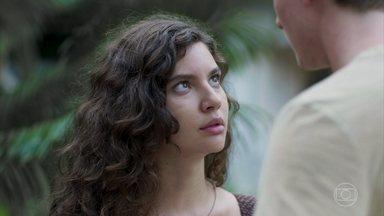 Rita afirma a Filipe que só deseja ver Nina - Ela garante que vai respeitar a decisão judicial, mas diz que não desistirá da filha