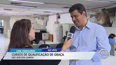 São José tem curso de qualificação de graça - Saiba como se inscrever.
