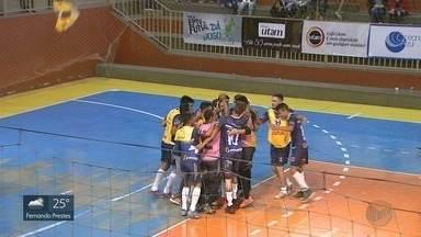 Monte Alto fica em 3º lugar na Taça EPTV de Futsal Ribeirão - Time venceu Bebedouro por 3x2.