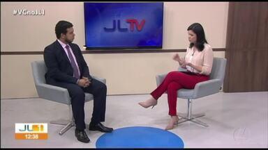 JL1 entrevista especialista em segurança pública para falar sobre as mortes de PMs no Pará - Breno Miranda é mestre em segurança pública