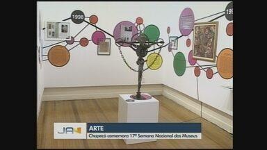 Chapecó tem programação especial em Semana Nacional dos Museus - Chapecó tem programação especial em Semana Nacional dos Museus