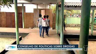 Conselho municipal de políticas sobre drogas é implantado em Santarém - Ações coordenadas envolvem segurança, educação e saúde.