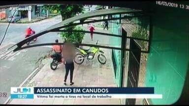 Homem é executado no bairro de Canudos, em Belém - Ele foi morto com vários disparos no início da tarde.