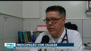 Uma pessoa morreu de calazar em Teresina e autoridades se preocupam - Uma pessoa morreu de calazar em Teresina e autoridades se preocupam