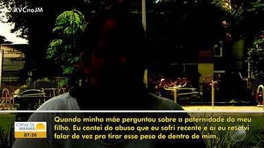 Vítimas de abusos sexuais na infância falam sobre o medo de denunciar - Uma denúncia é feita a cada sete minutos no Brasil.