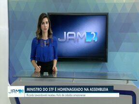 Confira a íntegra do JAM 2 de sexta-feira, 17 de maio de 2019 - Assista ao telejornal.
