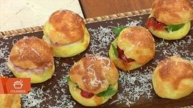 Pão de Queijo Francês - Receita é ótima opção para café da manhã ou lanche
