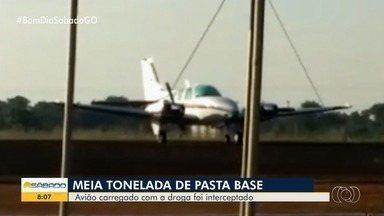 Repórter Honório Jacometto fala sobre cobertua do caso do avião com 500 kg de drogas - Veja como foram os bastidores.