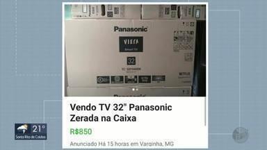 Polícia de Varginha recupera aparelhos de TV roubados em São Paulo - Polícia de Varginha recupera aparelhos de TV roubados em São Paulo