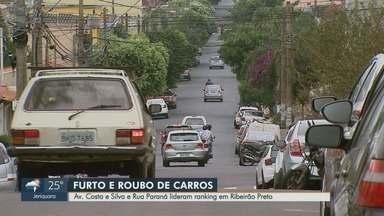 Av. Costa e Silva e Rua Paraná concentram maior número de furto e roubo de veículos - Vias em Ribeirão Preto (SP) são movimentadas e especialistas alertam que nem sempre movimentação alta é sinônimo de segurança.