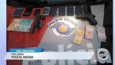 Após perseguição, trio é detido em Lorena por roubo em três cidades - Suspeitos foram denunciados, na tarde de sexta-feira (17) por roubos em Bananal, Queluz e Cachoeira Paulista.
