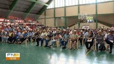 Pontal do Paranapanema tem quase cinco mil famílias em assentamentos - Série de audiências públicas é realizada pelo governo do Estado.