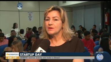 Sebrae realiza StartUP Day em Floriano - Sebrae realiza StartUP Day em Floriano