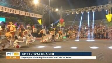 Festival de Siriri em Cuiabá - Festival de Siriri em Cuiabá.
