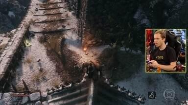 Tiago joga Sekiro: Shadows Die Twice - Confira!